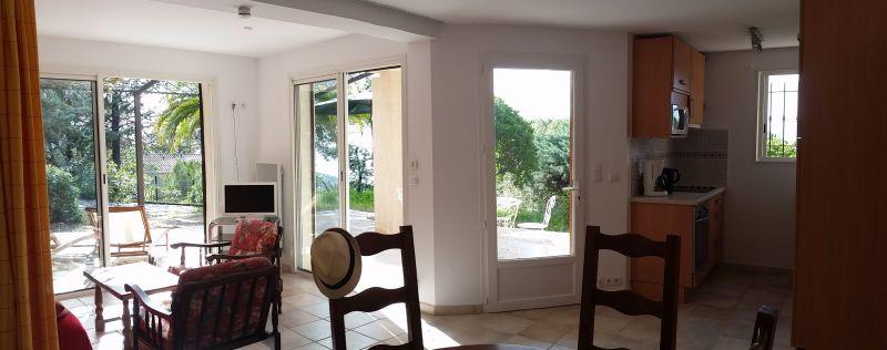 Soggiorno 2 Affitto Villa  114573 Porticcio