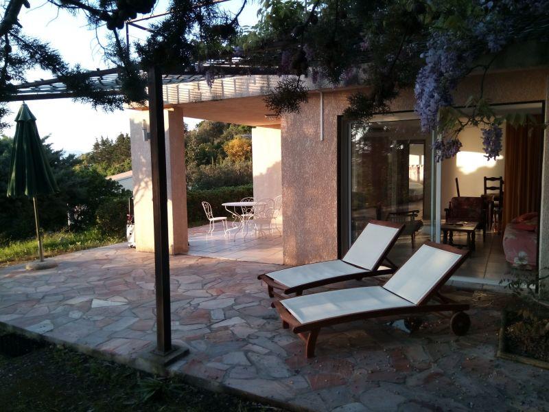 Terrazzo 2 Affitto Villa  114573 Porticcio