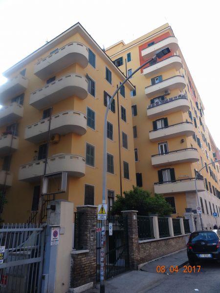 Vista esterna della casa vacanze Affitto Appartamento 116294 Roma