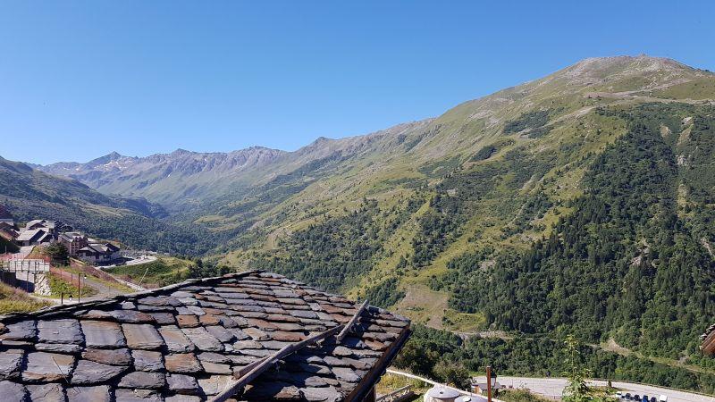 Vista dal balcone Affitto Chalet 116649 Valmeinier