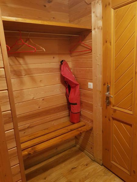 Entrata Affitto Chalet 116649 Valmeinier