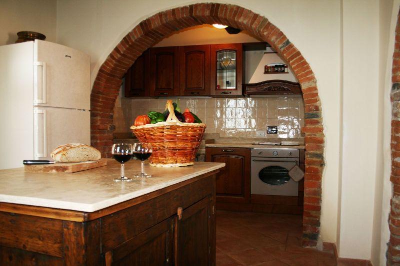 Cucina all'americana 1 Affitto Casa 117257 Siena