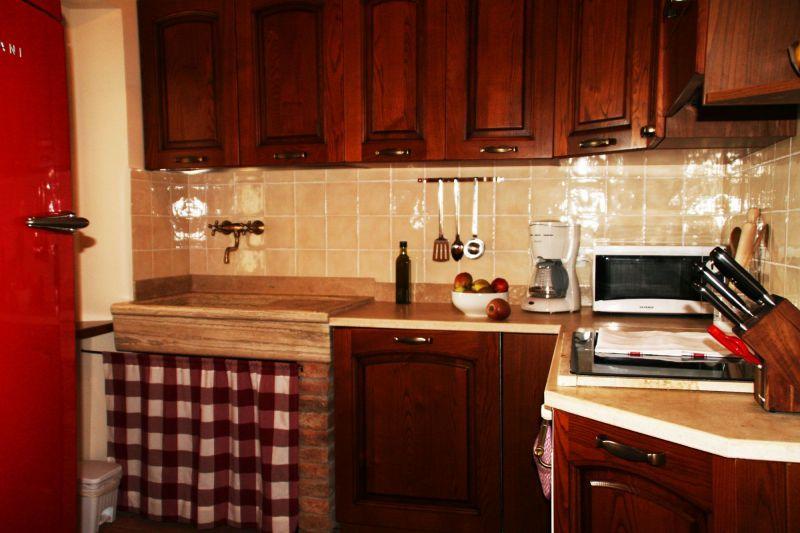 Cucina all'americana 3 Affitto Casa 117257 Siena