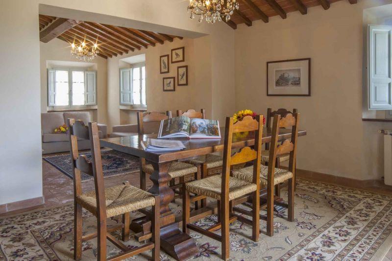 Sala da pranzo 3 Affitto Casa 117257 Siena