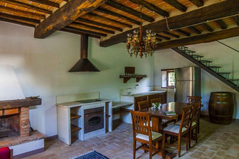 Sala da pranzo 5 Affitto Casa 117257 Siena