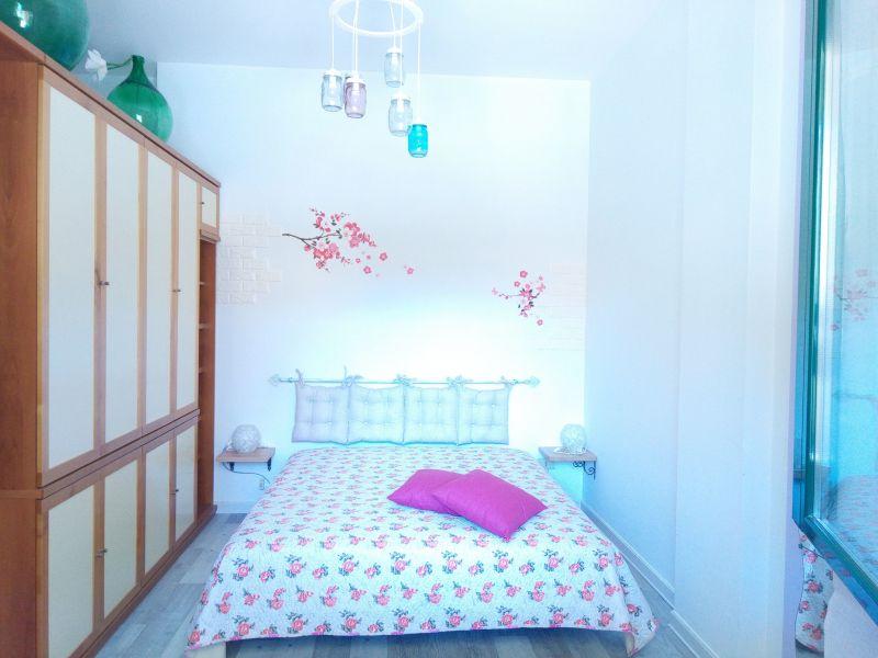 Zona notte cabina Affitto Monolocale 118759 Silvi Marina
