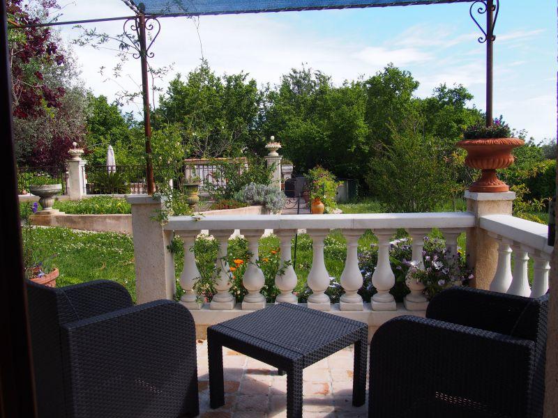 Vista dal terrazzo Affitto Agriturismo 119365 Vence