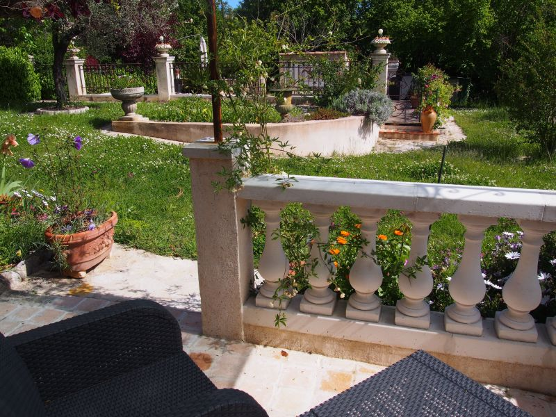 Vista dalla casa vacanze Affitto Agriturismo 119365 Vence