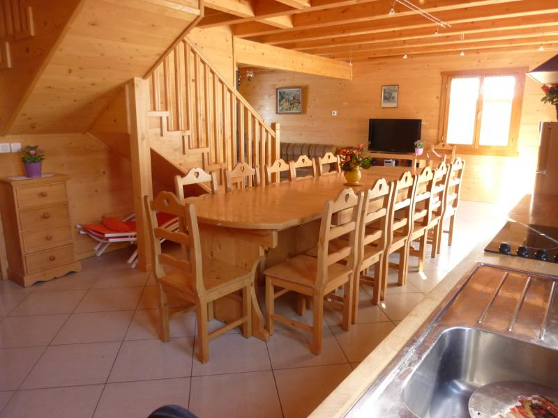 Cucina all'americana 1 Affitto Chalet 65856 Les Orres