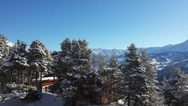 Vista dalla casa vacanze Affitto Appartamento 73894 Pra Loup