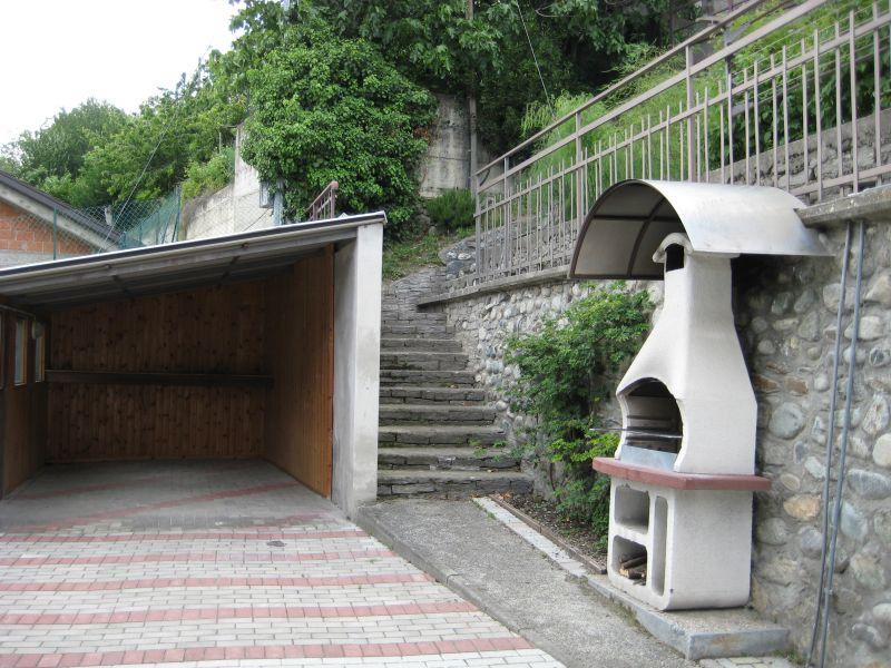 Barbecue Affitto Appartamento 75618 Aosta