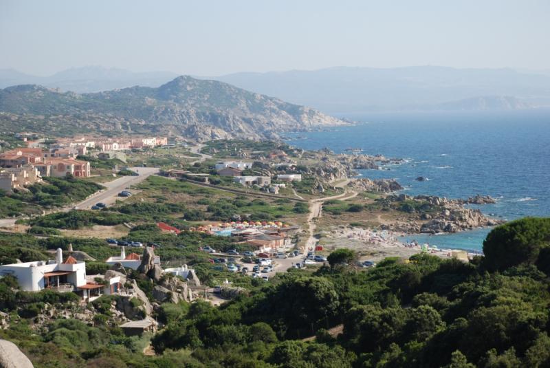 Vista esterna della casa vacanze Affitto Appartamento 77026 Santa Teresa di Gallura