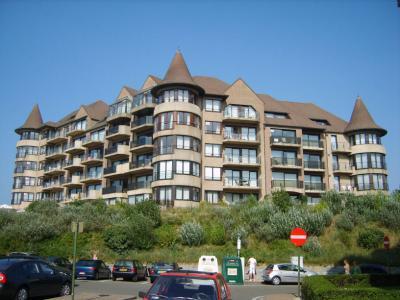 Vista esterna della casa vacanze Affitto Appartamento 78706 De Panne