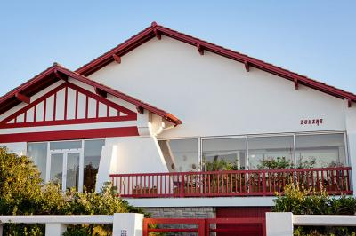 Vista esterna della casa vacanze Affitto Casa 79682 Hendaye