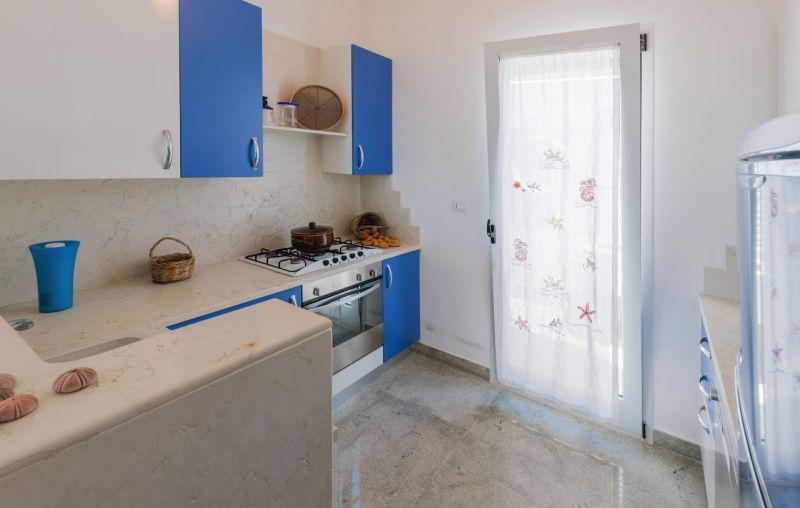 Cucina separata Affitto Villa  79989 Ugento - Torre San Giovanni