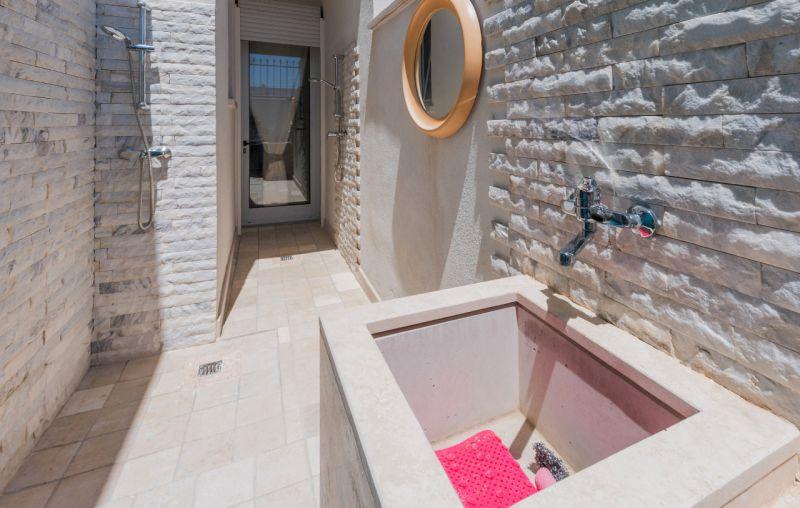 Doccia 1 Affitto Villa  79989 Ugento - Torre San Giovanni