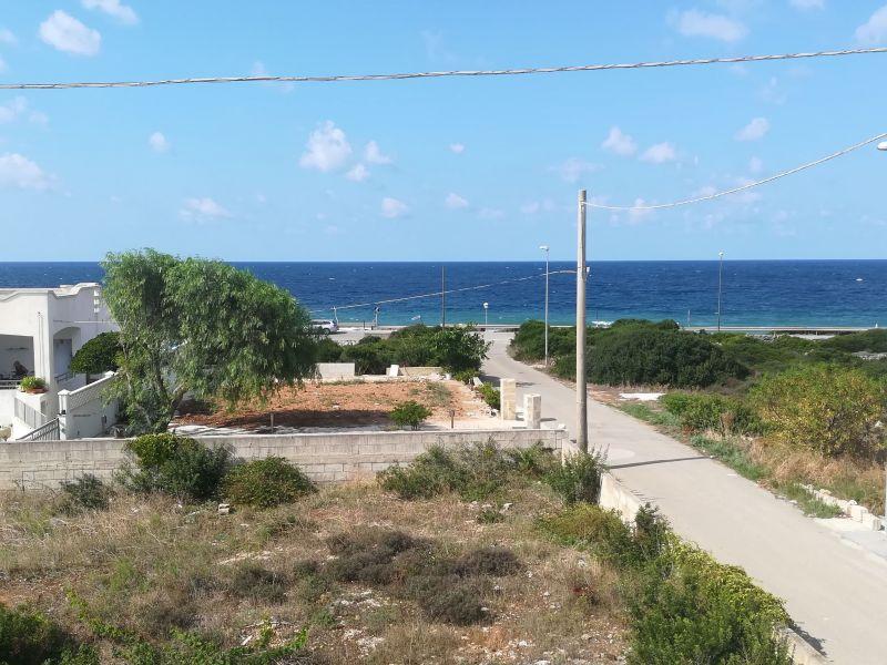 Vista dal terrazzo Affitto Villa  79989 Ugento - Torre San Giovanni