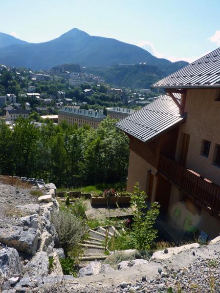 Vista esterna della casa vacanze Affitto Appartamento 81119 Briançon