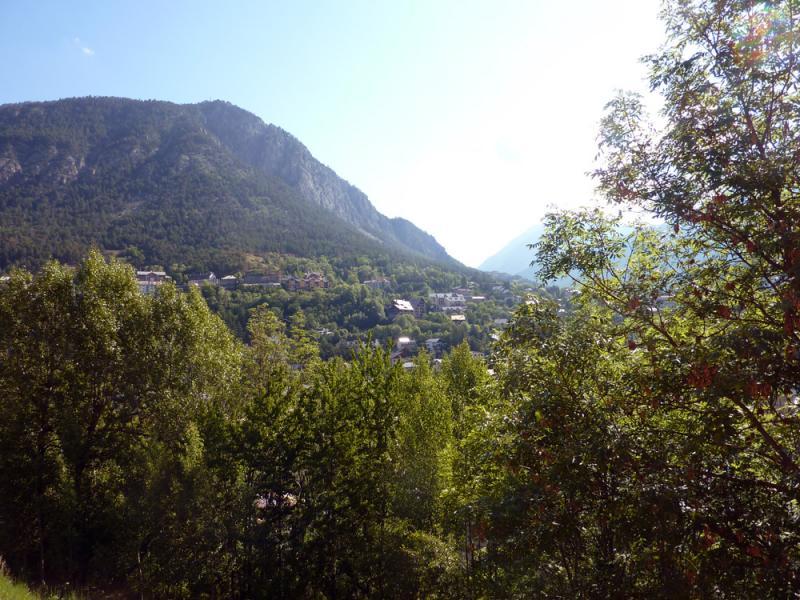 Vista dalla casa vacanze Affitto Appartamento 81119 Briançon