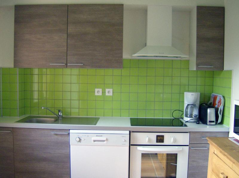 Angolo cottura Affitto Appartamento 81119 Briançon