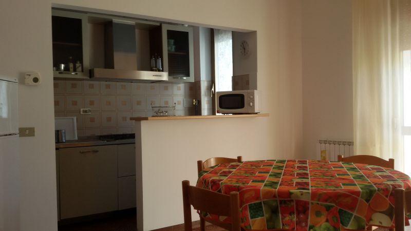 Sala da pranzo Affitto Appartamento 81417 Silvi Marina