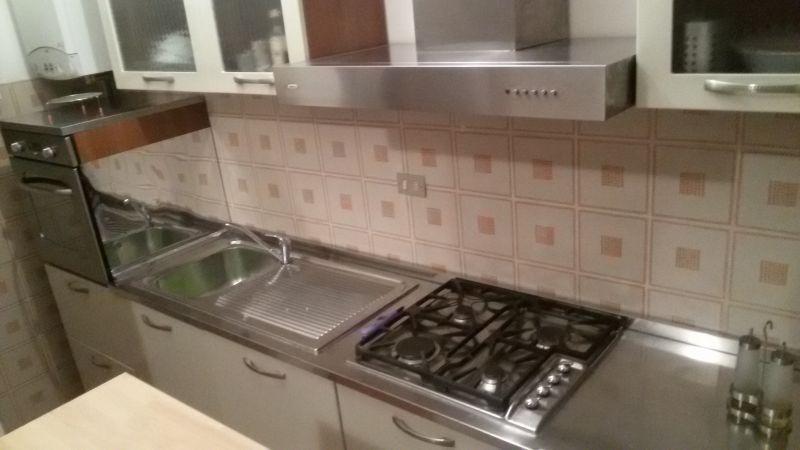 Cucina separata Affitto Appartamento 81417 Silvi Marina