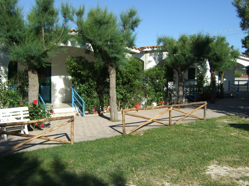 Giardino Affitto Appartamento 89546 Peschici