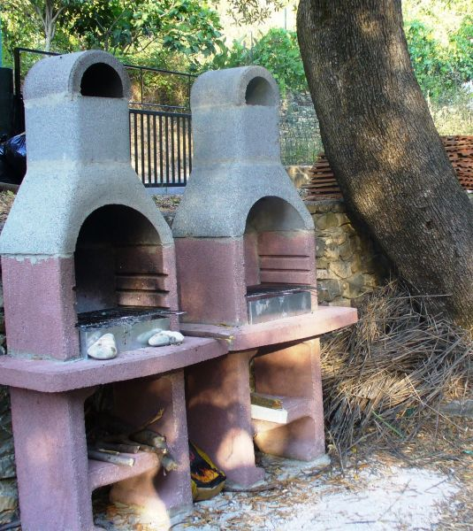 Barbecue Affitto Appartamento 89629 Pisciotta