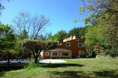 Vista esterna della casa vacanze Affitto Villa  93846 Hy�res