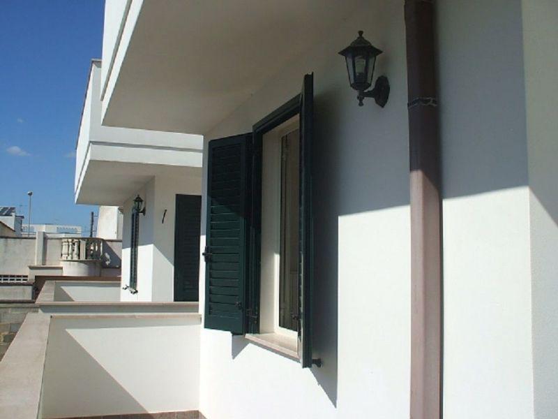 Vista esterna della casa vacanze Affitto Appartamento 94486 Ugento - Torre San Giovanni