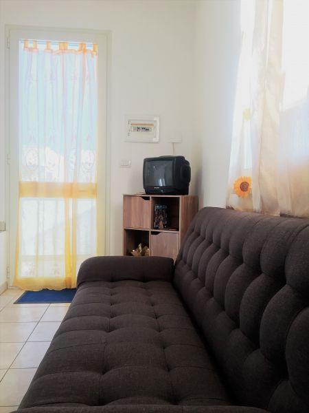 Soggiorno Affitto Appartamento 94486 Ugento - Torre San Giovanni