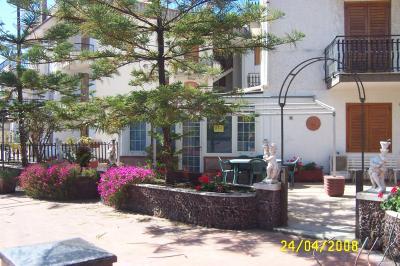 Vista dal terrazzo Affitto Appartamento 95762 Giardini Naxos