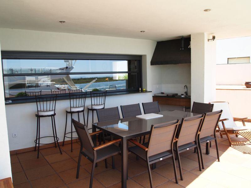 Terrazzo Affitto Villa  96439 Rosas