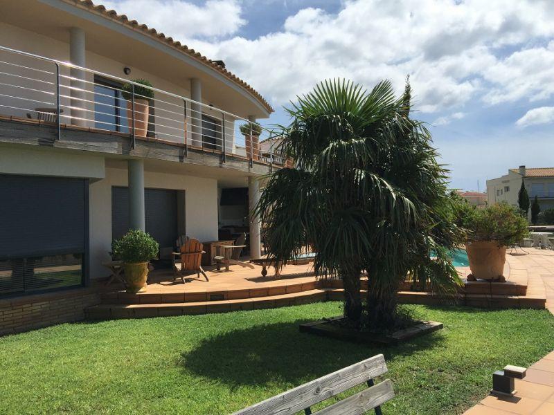 Giardino Affitto Villa  96439 Rosas