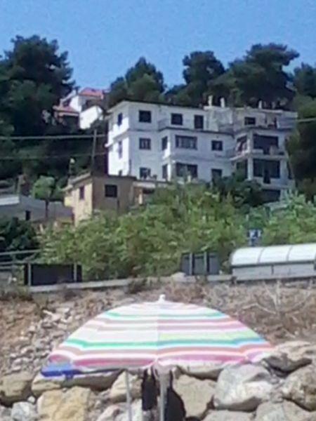 Vista esterna della casa vacanze Affitto Appartamento 97021 Sanremo