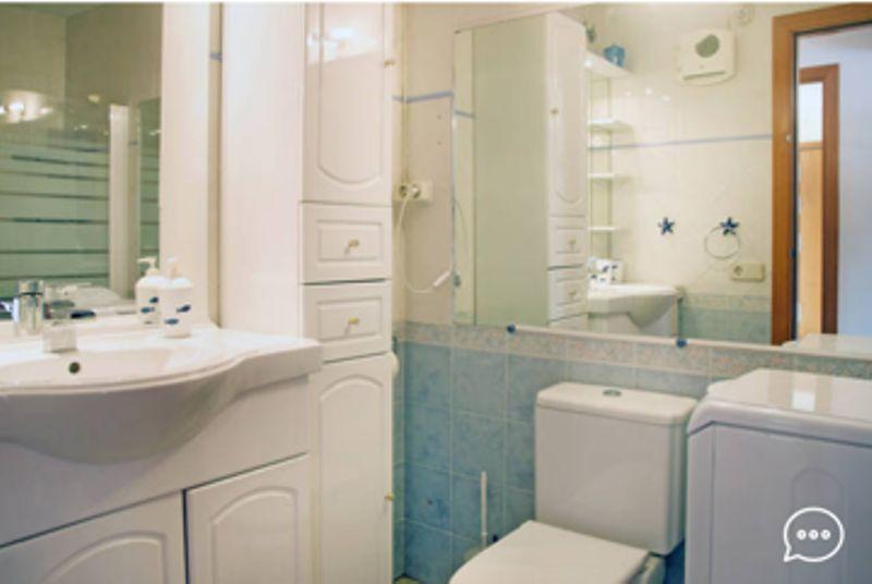 Bagno Affitto Appartamento 8306 Rosas