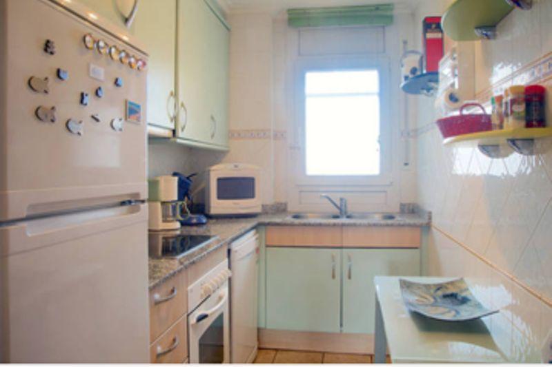 Cucina separata Affitto Appartamento 8306 Rosas