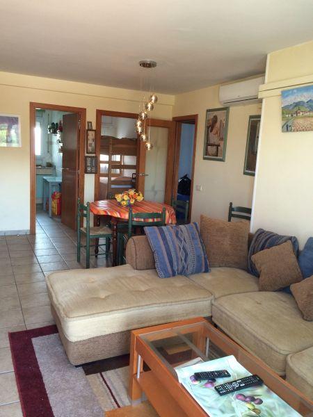 Salotto Affitto Appartamento 8306 Rosas