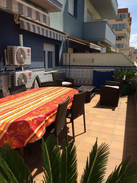 Terrazzo Affitto Appartamento 8306 Rosas