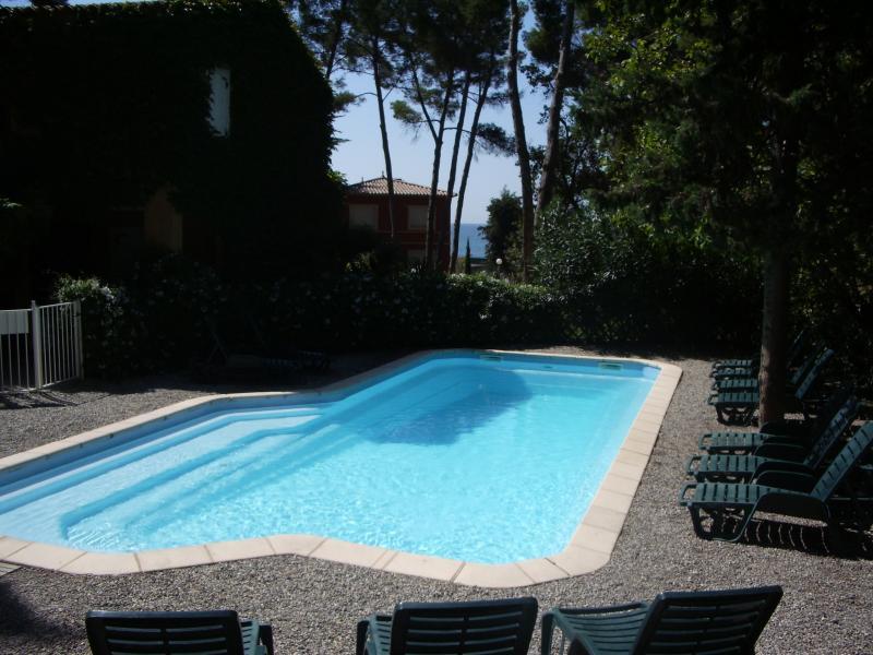 Piscina Affitto Appartamento 8604 Bandol