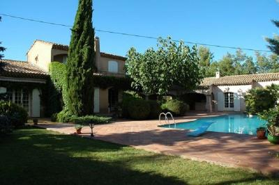 Vista esterna della casa vacanze Affitto Villa  100335 N�oules