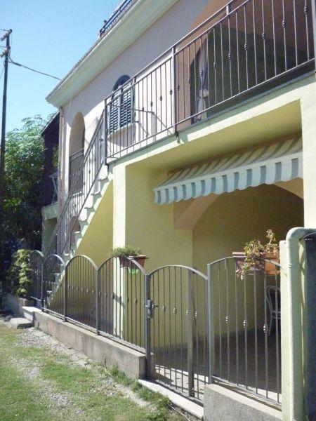 Vista esterna della casa vacanze Affitto Casa 101340 Cardedu