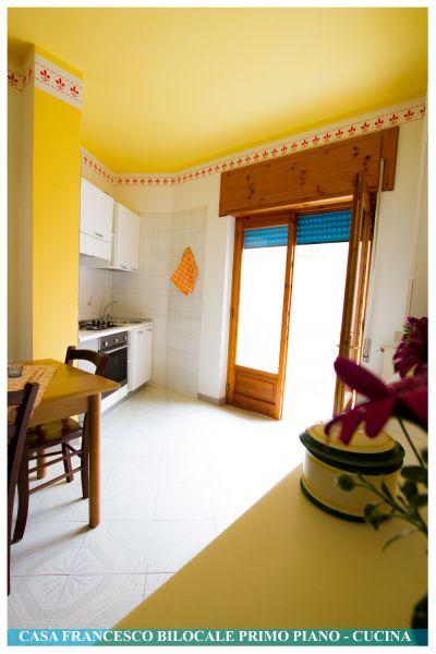 Angolo cottura Affitto Appartamento 104280 Ascea