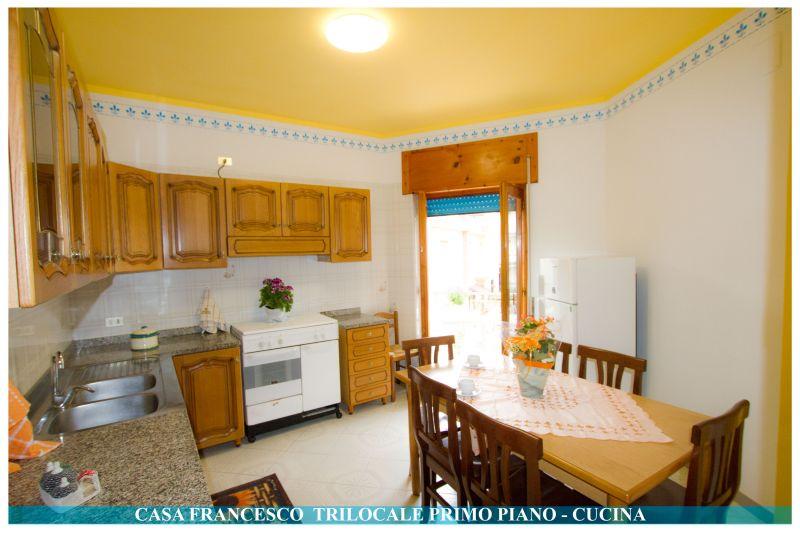 Cucina all'americana Affitto Appartamento 104280 Ascea