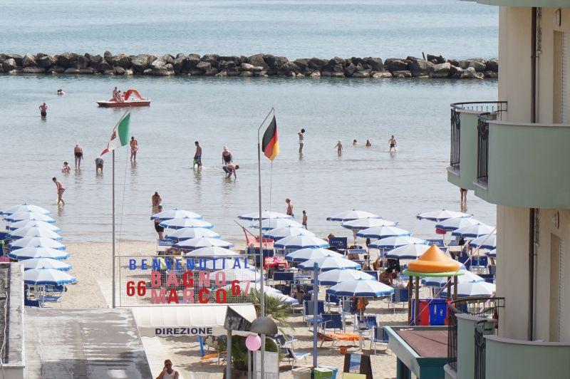 Spiaggia Affitto Appartamento 107982 Bellaria Igea Marina