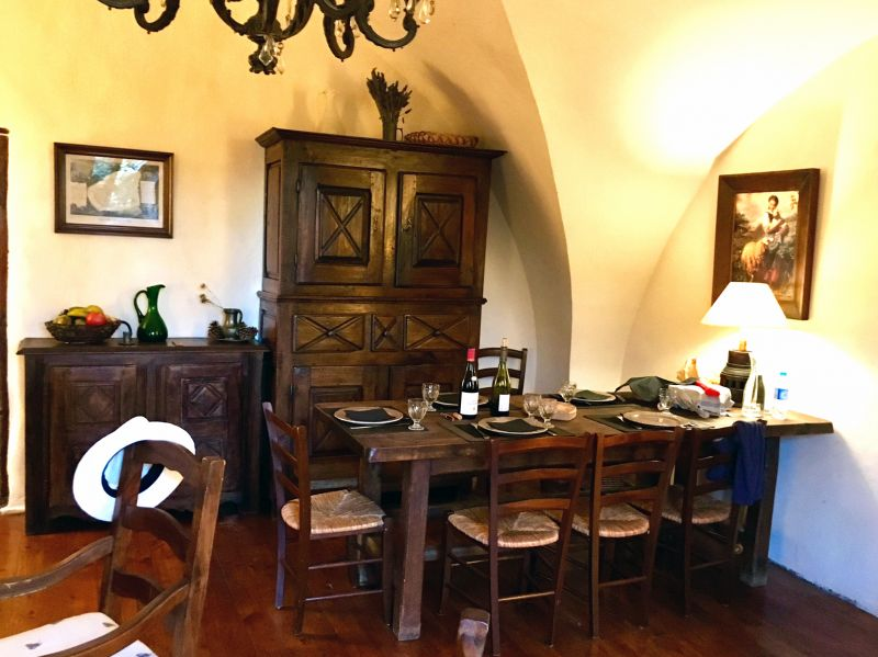Sala da pranzo Affitto Appartamento 108350 Pra Loup