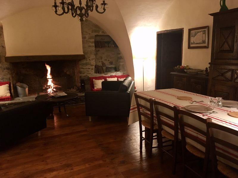 Soggiorno Affitto Appartamento 108350 Pra Loup