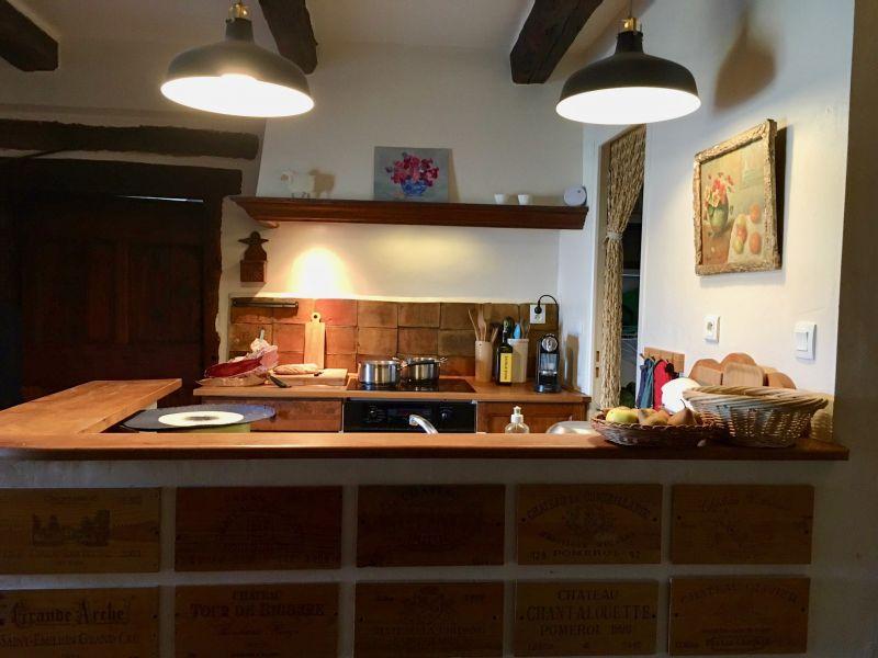 Angolo cottura Affitto Appartamento 108350 Pra Loup