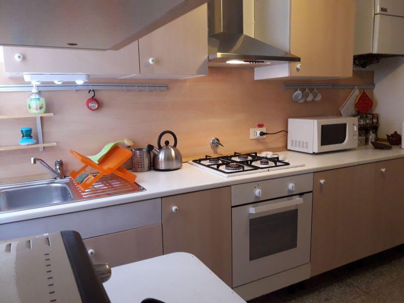 Cucina all'americana Affitto Appartamento 108358 Sanremo