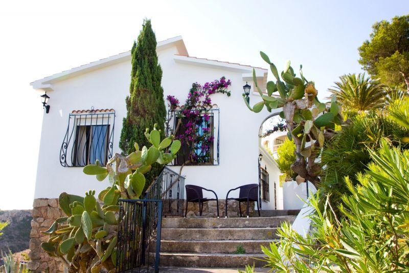 Giardino Affitto Villa  110321 Dénia